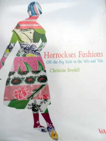 Horrockses Fashion Off the peg style in the 40's and 50's V&A