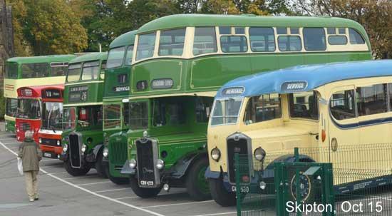 Skipton Rail Station Car Park