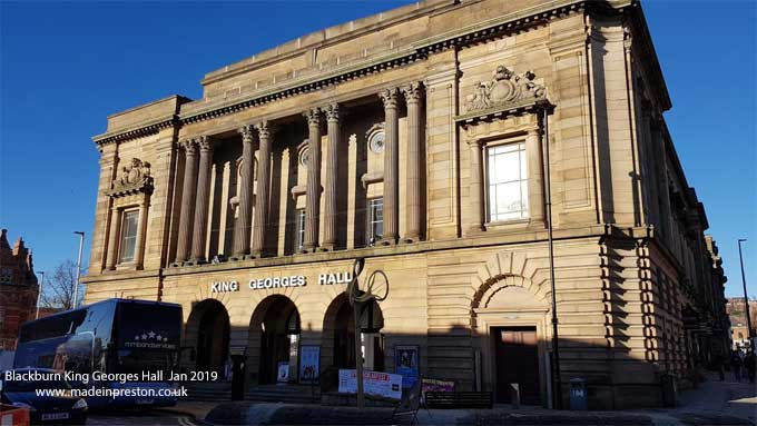 Blackburn King Georges Hall
