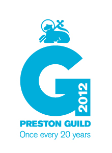 Preston Guild 2012 - August 31st to September 9th