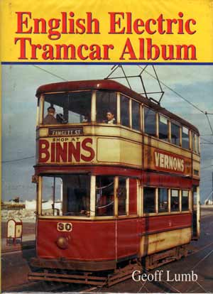 English Electric Trams