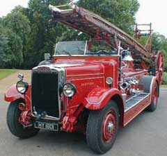 Leyland Lioness Fire Engine, 1931