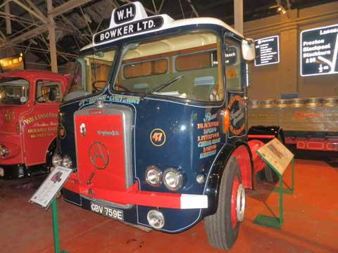 Atkinson Vehicles