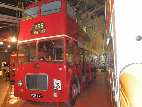 Ribble Bus - British Commercial Vehicle Museum