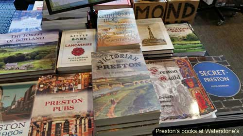 Books about Preston Lancashire