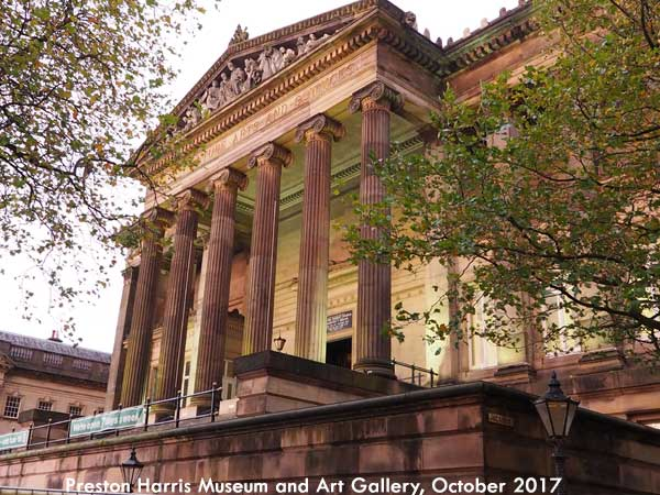 Harris Museum & Art Gallery Preston