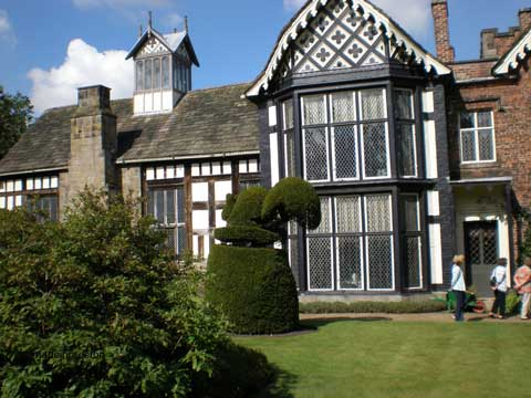 Rufford Hall - National Trust - Made in Preston website