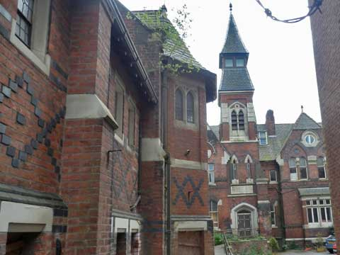 St Josephs Hospital, Preston
