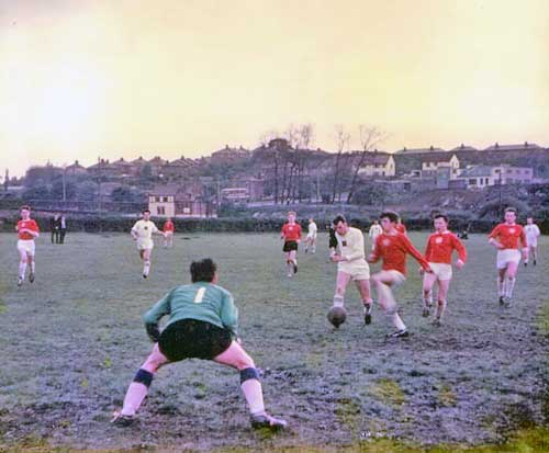 Atkinsons Vehicles v Fishwick Rangers 1964
