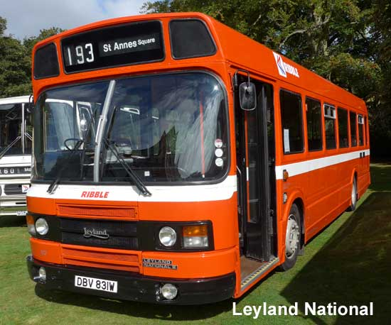Leyland National