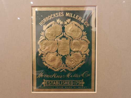 Horrockses, Miller and Co of Preston.