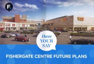 Fishergate Centre Plan