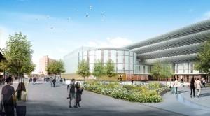 Preston Bus Station Winning Design