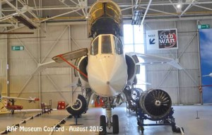 TSR2 at RAF Museum Cosford