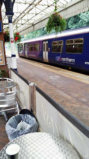 Photo of Northern Rail train 2015