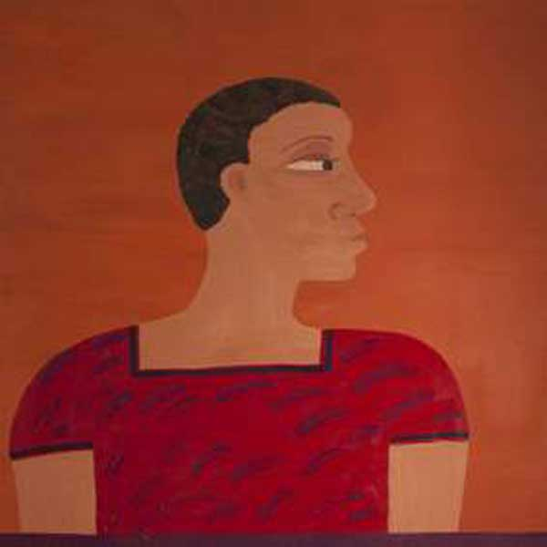 Lubaina Hibid, Hannibal's Sister 1989 at the Harris Preston