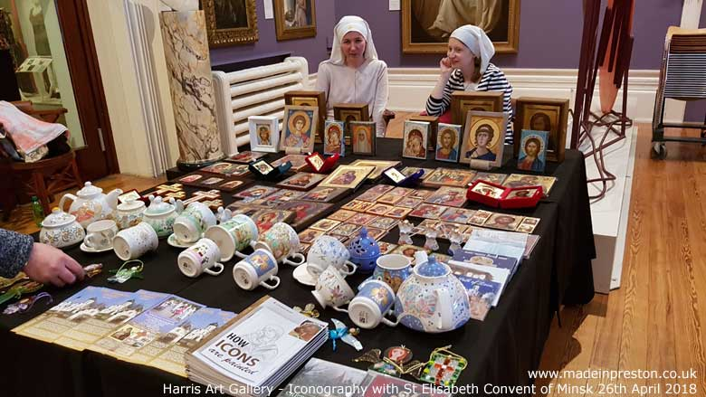 Icons of St Elisabeth Convent of Minsk