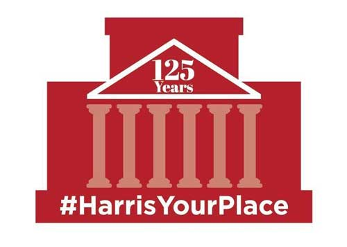 The Harris 125yrs #HarrisYourPlace