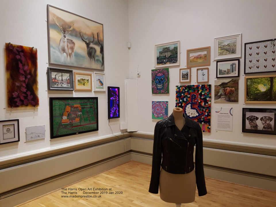 The Harris Open Exhibition 2019, Preston