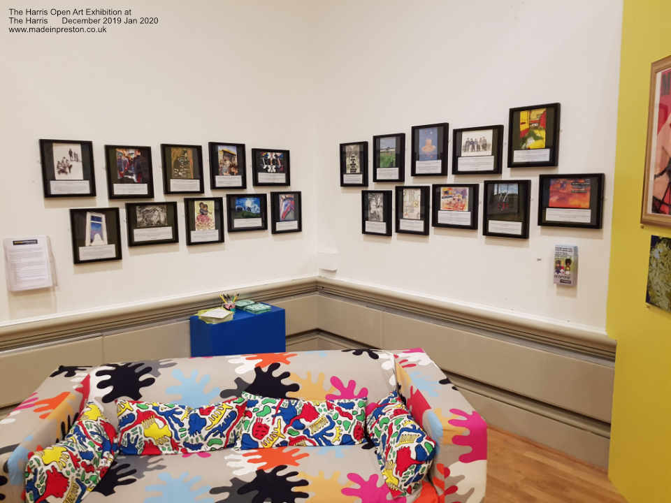 The Harris Open Exhibition 2019, Preston