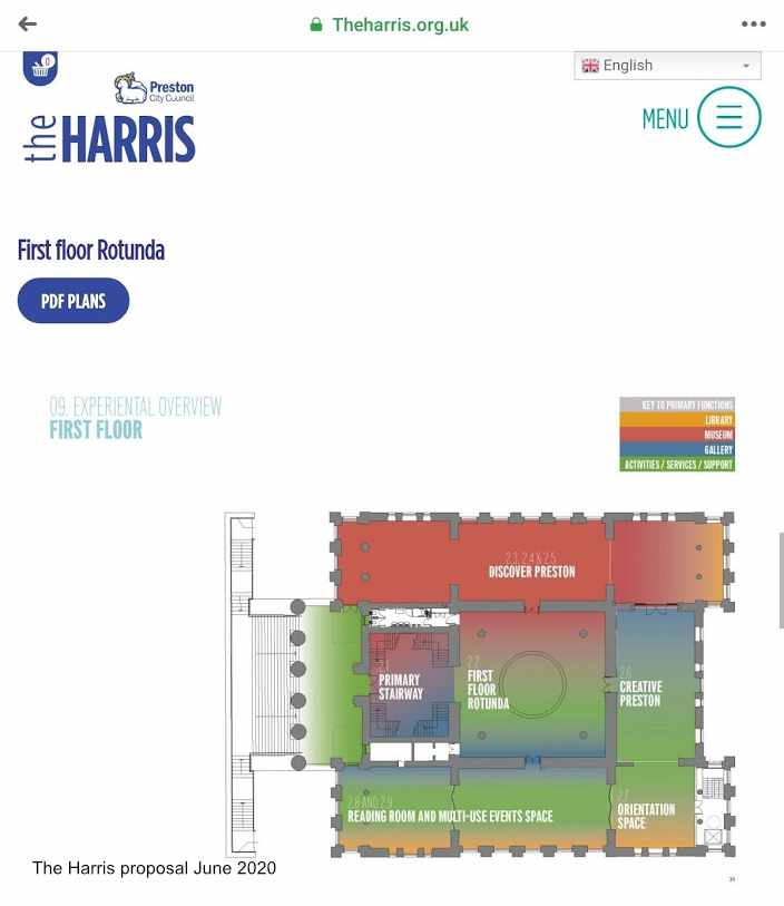 The Harris Preston proposal June 2020