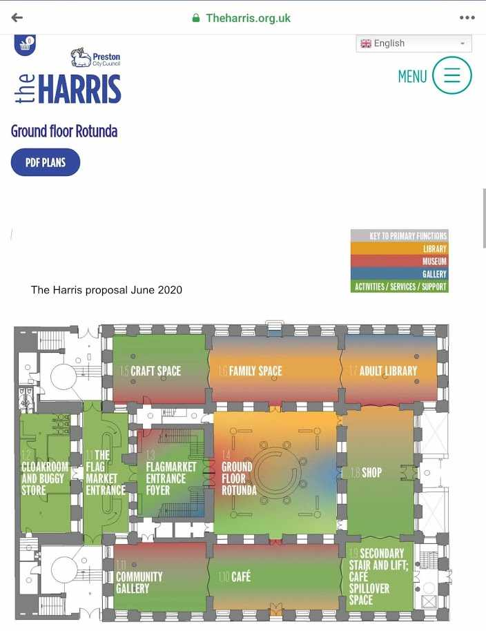 The Harris, Preston, #HarrisYourPlace