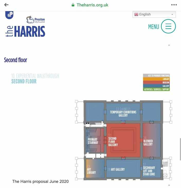 The Harris, Preston, proposal June 2020